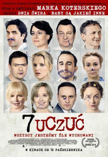 7 UCZUĆ - oficjalny zwiastun komedii Marka Koterskiego