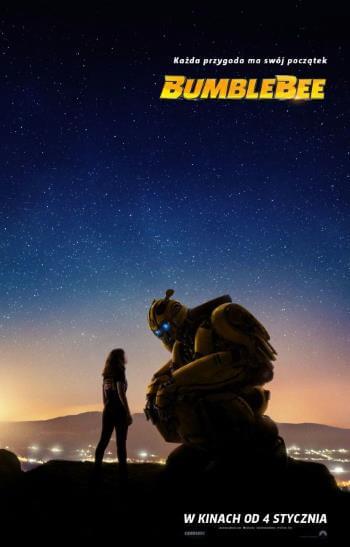 Film akcji Bumblebee Transformers 2019