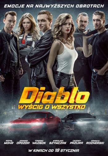 polski film Diablo. Wyścig o wszystko 2019