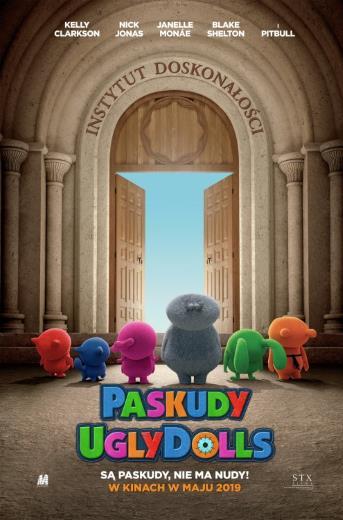 Bajka dla dzieci Paskudy UglyDolls maj 2019