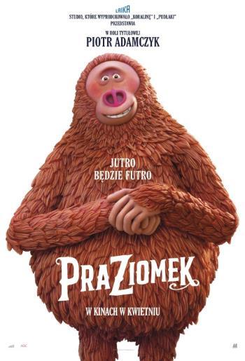 Film animowany dla dzieci PRAZIOMEK 2019