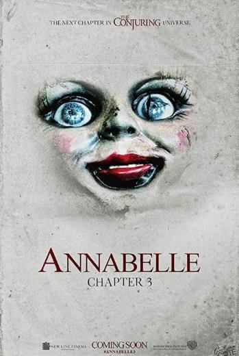 Horror ANNABELLE WRACA DO DOMU 2019