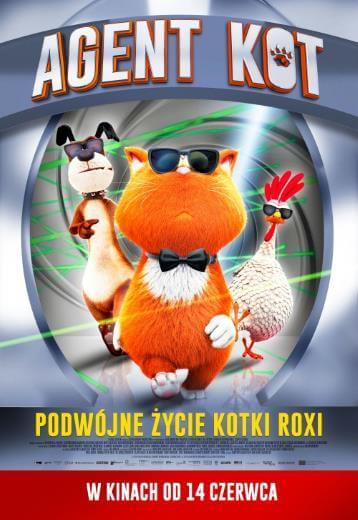 Film dla dzieci Agent Kot 2019
