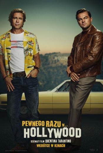 Film Pewnego razu... w Hollywood 2019 Quentin Tarantino