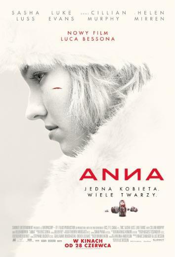 Film akcji Anna 2019