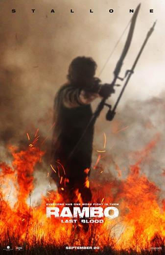 Film akcji Rambo 5 Last Blood 2019